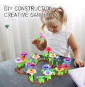 Flower-Garden-Building-Toys-Colored-Blocks-Stamens-10